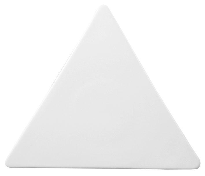 geomatrix-plates-triangular-plate-19-1cm-geo-white-3plw222g