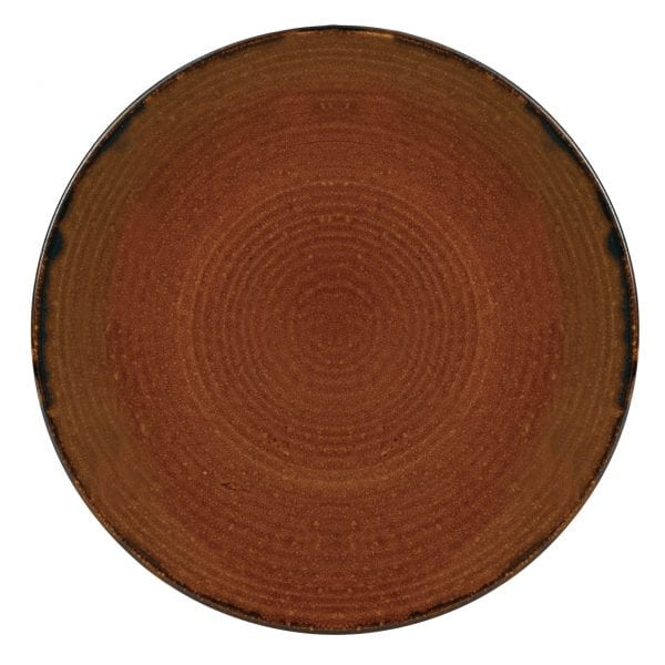 Dudson Harvest Brown Plate 10 5 8 Quot 27cm Roneford Catering