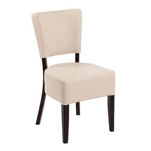 Sena Soft Cream face chair
