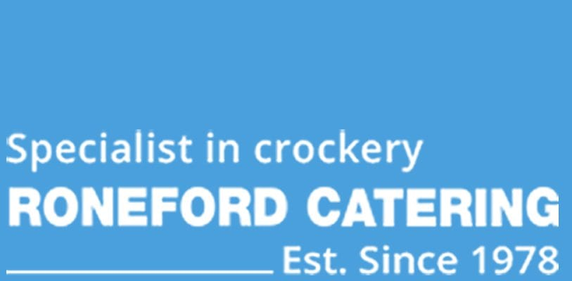 Roneford Catering Crockery