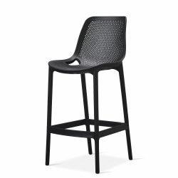 Cruz – Bar Chair – Black
